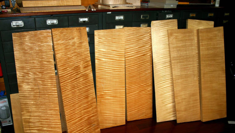 Types of Wood for Making a Violin